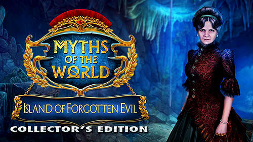 Myths of the world: Island of forgotten evil. Collector's edition poster