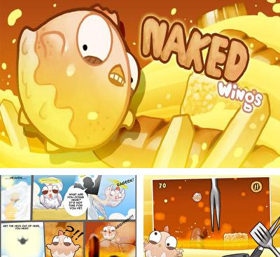 In addition to the game Grain Reapers for Android phones and tablets, you can also download Naked Wing for free.