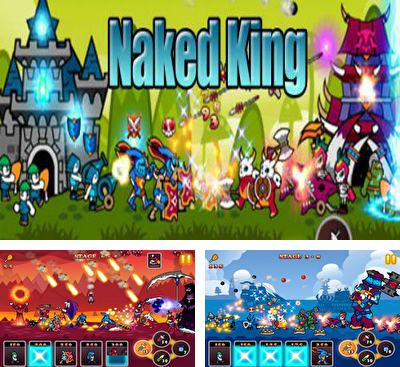 In addition to the game Zombies! Hit and Run! for Android phones and tablets, you can also download Naked King! for free.