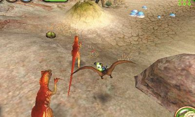 Nanosaur 2. Hatchling screenshot 1