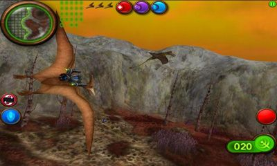 Nanosaur 2. Hatchling screenshot 2