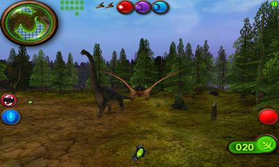 Nanosaur 2. Hatchling screenshot 4