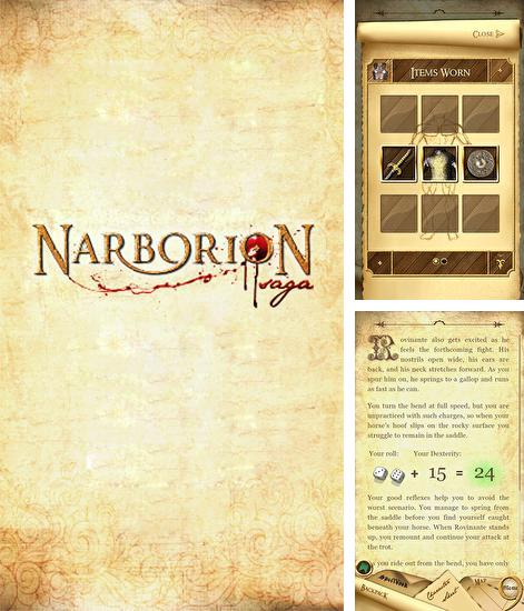 In addition to the game Blood of the Zombies for Android phones and tablets, you can also download Narborion: Saga for free.