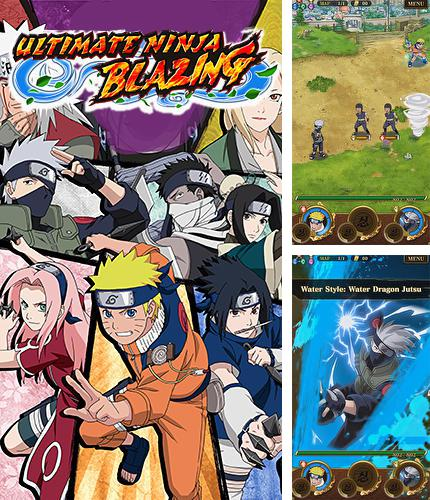 In addition to the game Dragon ball Z: Dokkan battle for Android phones and tablets, you can also download Naruto shippuden: Ultimate ninja blazing for free.