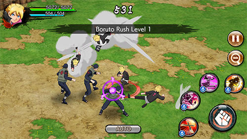 Naruto x Boruto ninja voltage screenshot 3