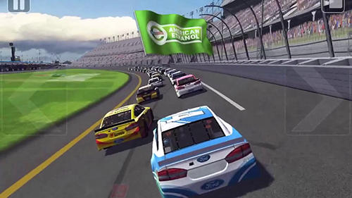 Screenshots von NASCAR heat mobile für Android-Tablet, Smartphone.