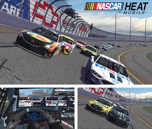 In addition to the game NASCAR heat mobile for Android, you can download other free Android games for Oppo R5.