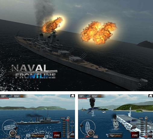 In addition to the game Naval frontline for Android phones and tablets, you can also download Naval frontline: Regia marina for free.