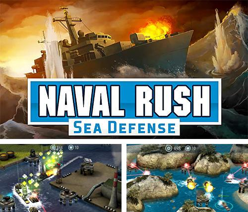 Naval rush: Sea defense