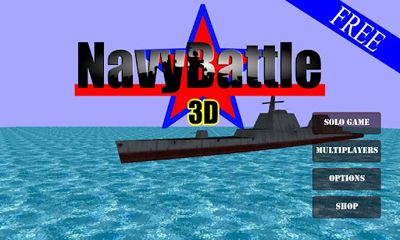 Navy Battle 3D poster