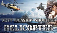 Navy gunship shooting helicopter APK