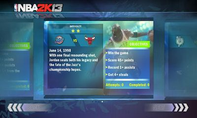 Nba 2k13 android apk game. Nba 2k13 free download for tablet and.