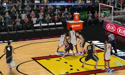 NBA 2K14 screenshot 5
