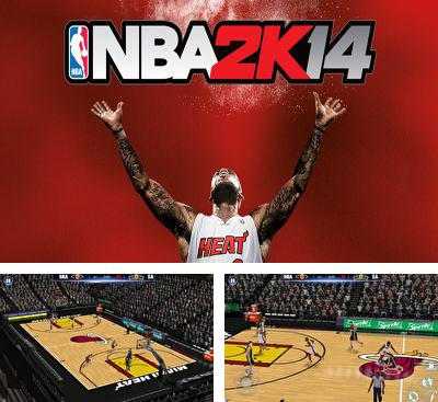 In addition to the game Cranky Cat's Bubble Pop! for Android phones and tablets, you can also download NBA 2K14 for free.