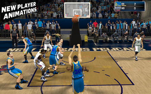 NBA 2K15 screenshot 2
