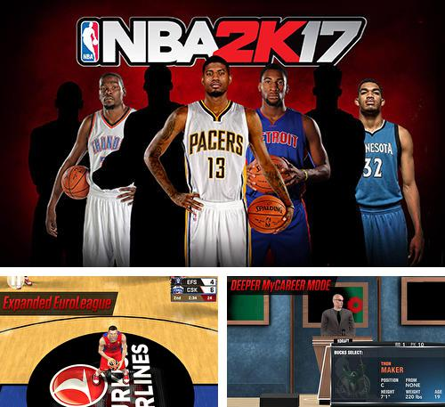 In addition to the game NBA 2K17 for Android, you can download other free Android games for GOCLEVER Orion 70.