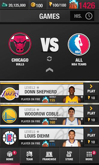 Get full version of Android apk app NBA general manager 2016 for tablet and phone.