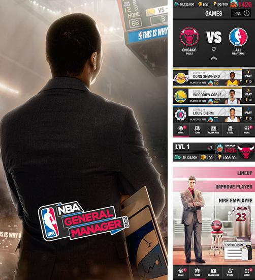 NBA 2K15 for Android - Download APK free