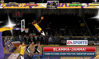 NBA JAM screenshot 5