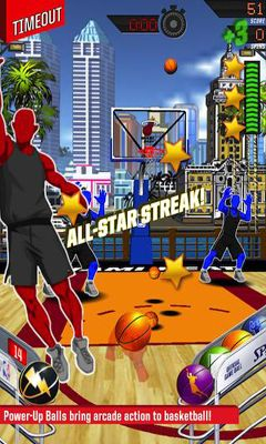Download NBA King of the Court 2 Android free game.