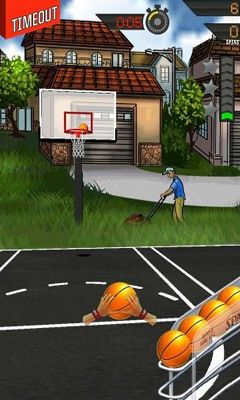 Get full version of Android apk app NBA King of the Court 2 for tablet and phone.