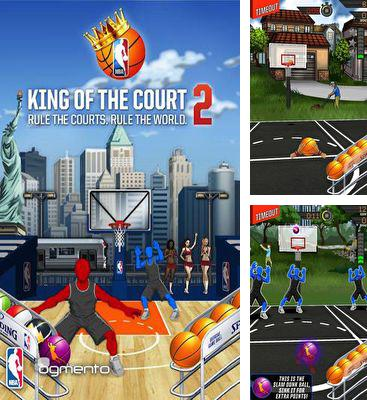 In addition to the game Cross The Line for Android phones and tablets, you can also download NBA King of the Court 2 for free.