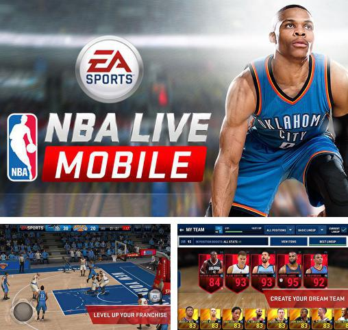 In addition to the game NBA general manager 2016 for Android phones and tablets, you can also download NBA live mobile for free.