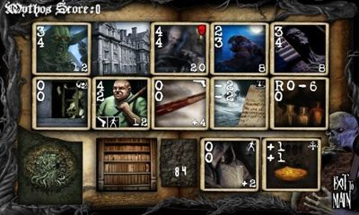 Necronomicon HD screenshot 1