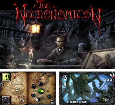 In addition to the game Shelter for Android phones and tablets, you can also download Necronomicon HD for free.