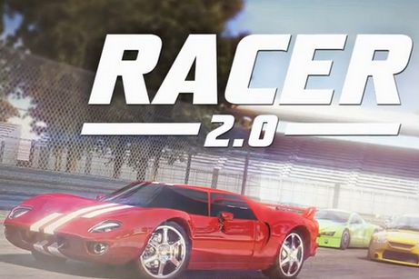 Need for racing: New speed car. Racer  poster