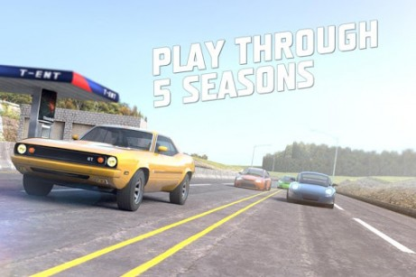 Need for racing: New speed car. Racer  скриншот 2