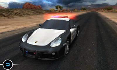 Need for Speed Hot Pursuit скриншот 2