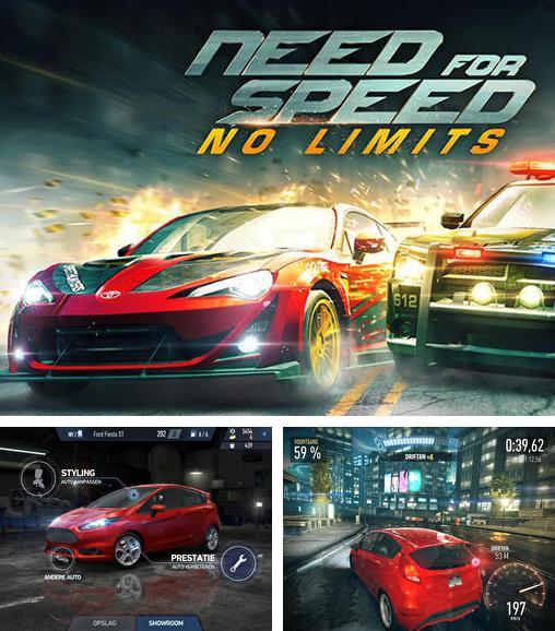 In addition to the game Need for speed: No limits for Android, you can download other free Android games for Lenovo Tab V7.