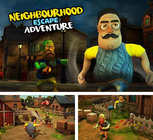 In addition to the game Big City Adventure SF for Android phones and tablets, you can also download Neighbourhood escape adventure for free.