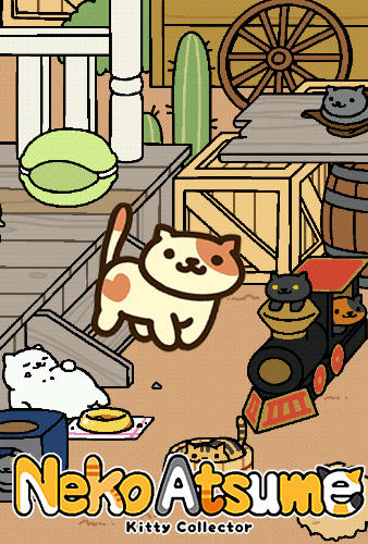 Neko atsume: Kitty collector poster