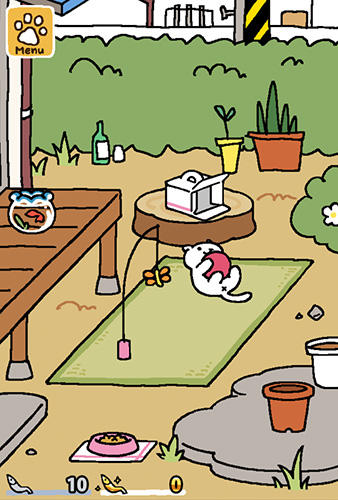 Neko atsume: Kitty collector screenshot 3