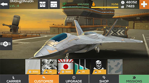 Nemesis: Air combat screenshot 1