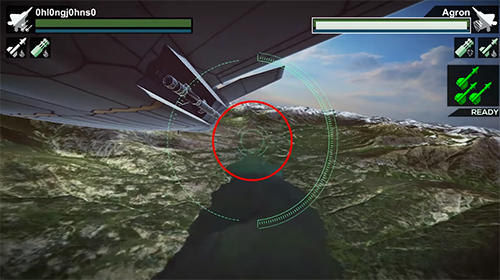 Nemesis: Air combat screenshot 2