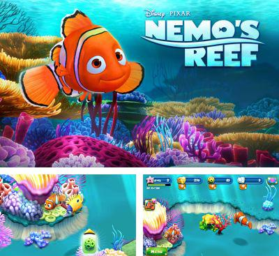 In addition to the game Oasis The Last Hope for Android phones and tablets, you can also download Nemo's Reef for free.