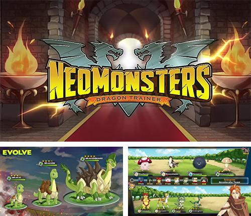 Neo monsters: Dragon trainer