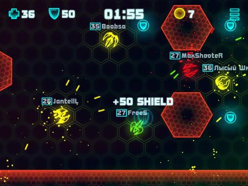 Neon battleground screenshot 4