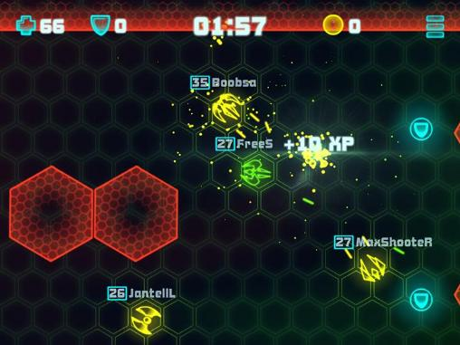 Neon battleground screenshot 5