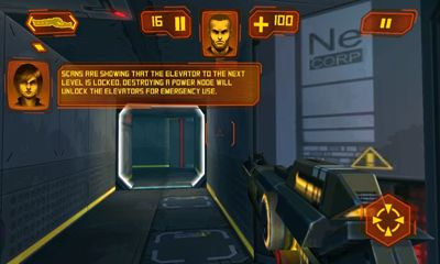 Jogue Neon shadow para Android. Jogo Neon shadow para download gratuito.