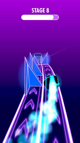 Jogue Neon speed rush para Android. Jogo Neon speed rush para download gratuito.