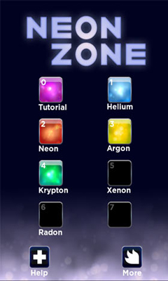 Neon Zone poster