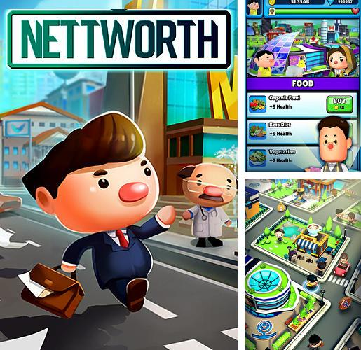 Nettworth: Life simulation game
