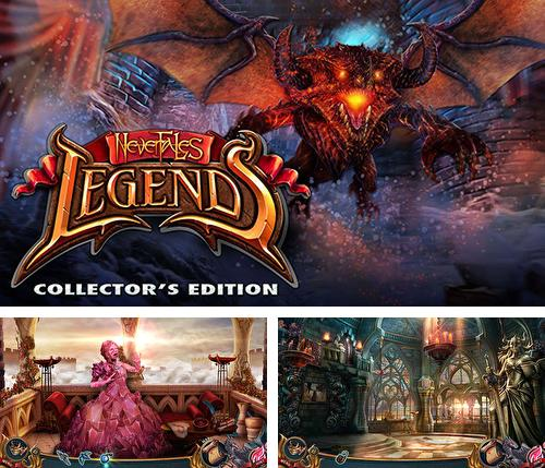 Nevertales: Legends. A hidden object adventure