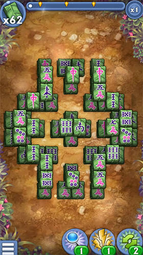 Screenshots von New mahjong: Magic chips für Android-Tablet, Smartphone.