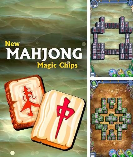 New mahjong: Magic chips