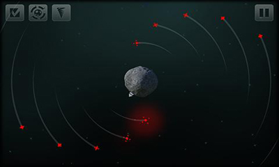 Screenshots of the New Orbit for Android tablet, phone.